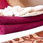 Soft Fluffy Egyptian Cotton Towels